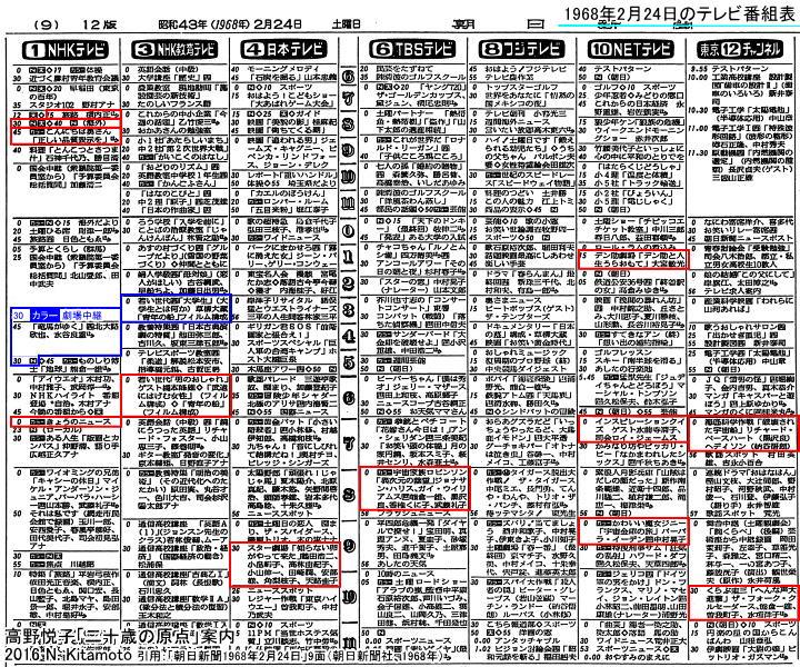 テレビ朝日 番組表 -